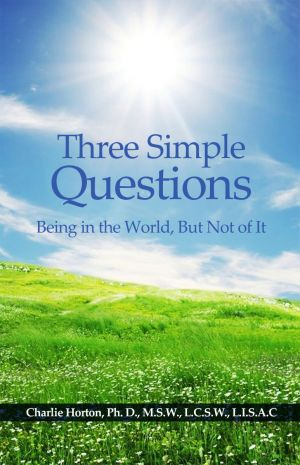 """""""Three Simple Questions,"""" One Dorrance Author"""