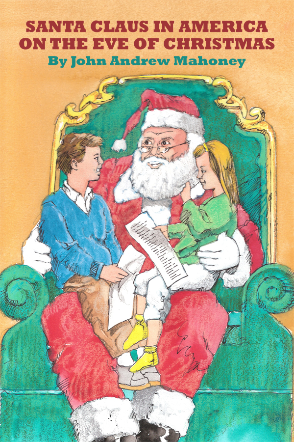 The Christmas Spirit Lives with this Dorrance Book