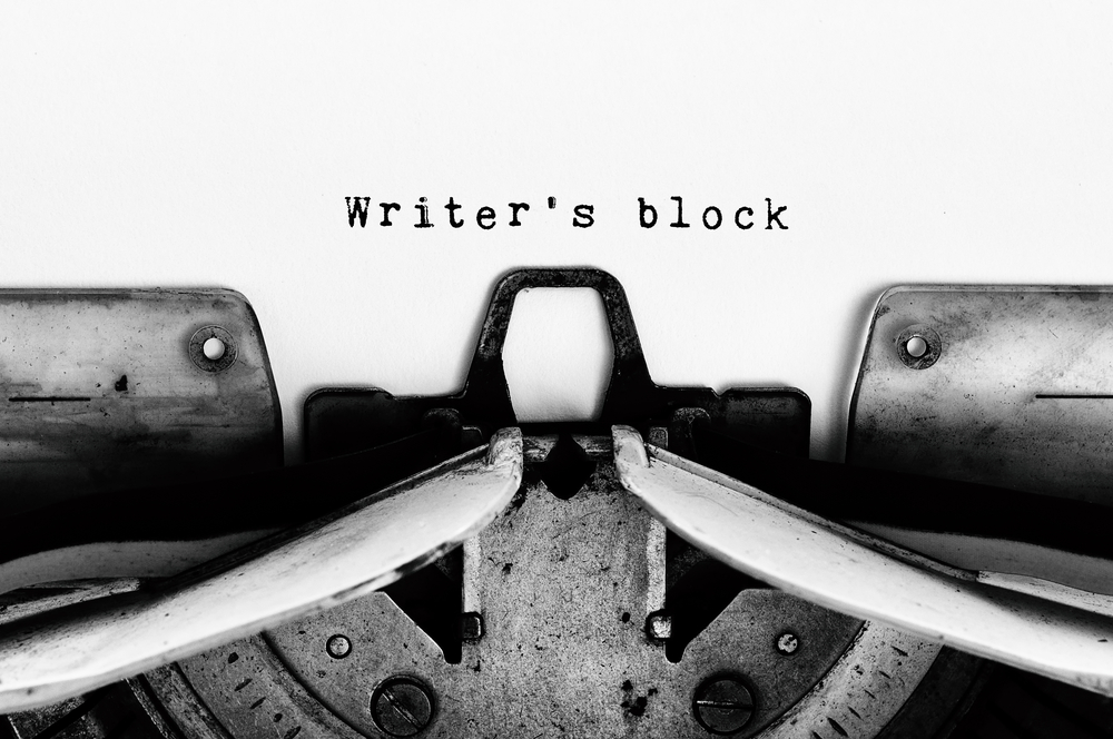 tips to help you overcome writer's block