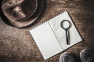 detective supplies clues