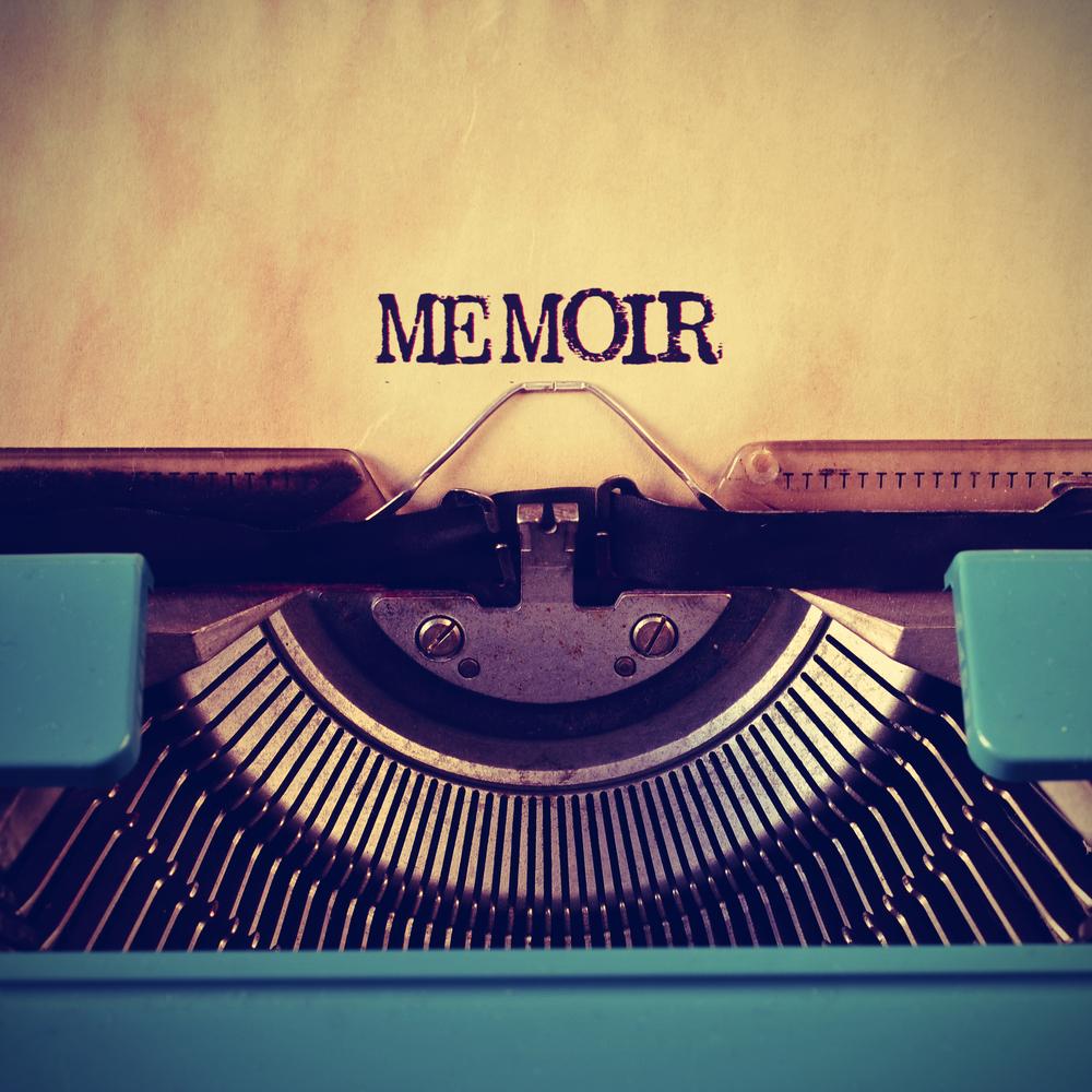 memoir typewriter