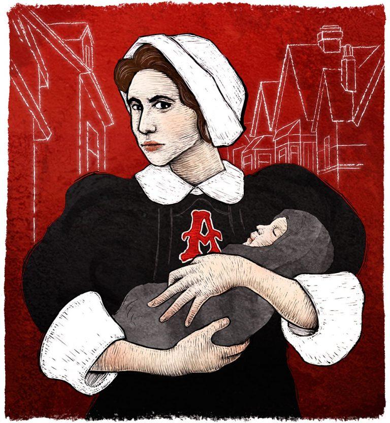 Scarlet Letter Cover