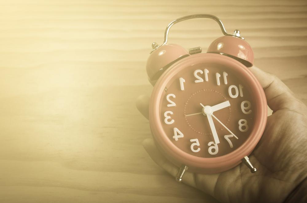 Flashback clock