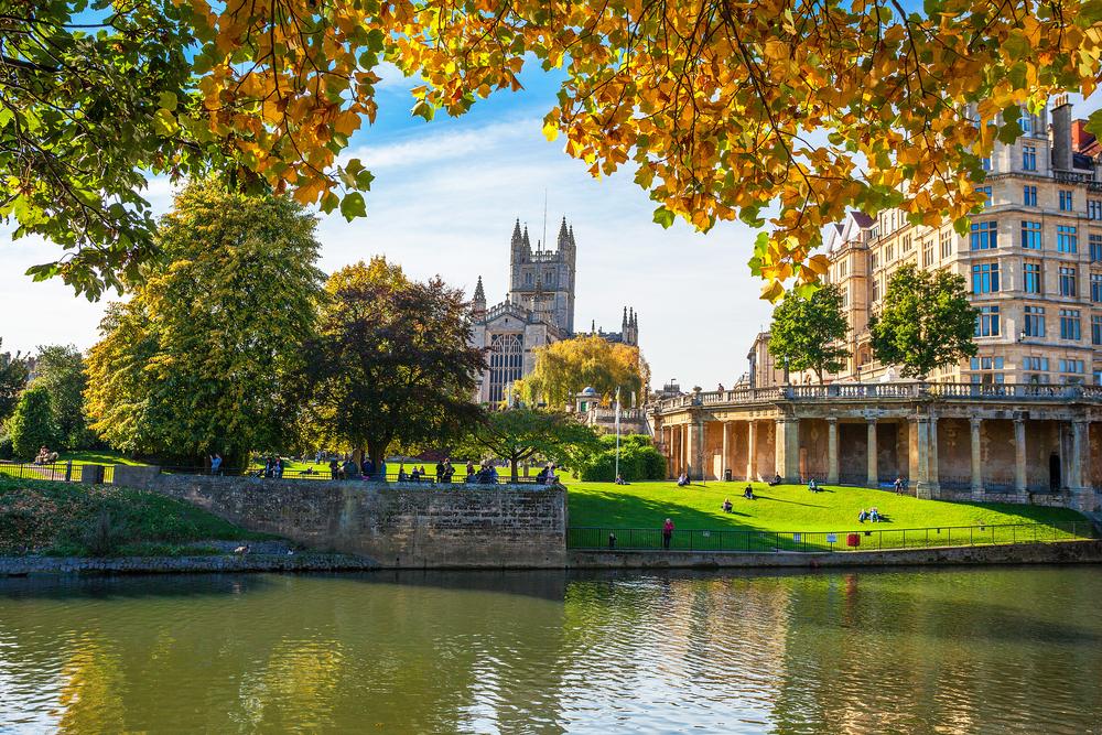 Dorrance Publishing Locations in Literature Bath, England 3