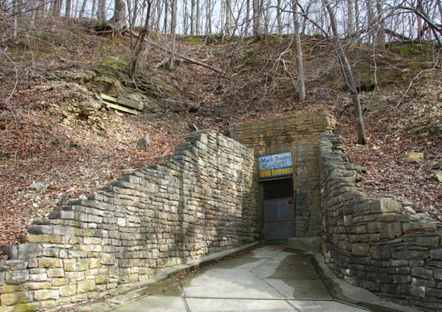Dorrance Publishing Mark Twain Cave 1